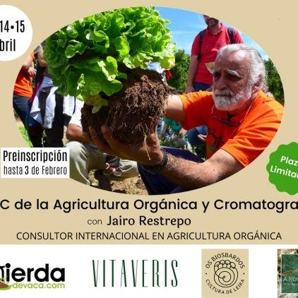 'Agricultura Orgánica' con Jairo Restrepo